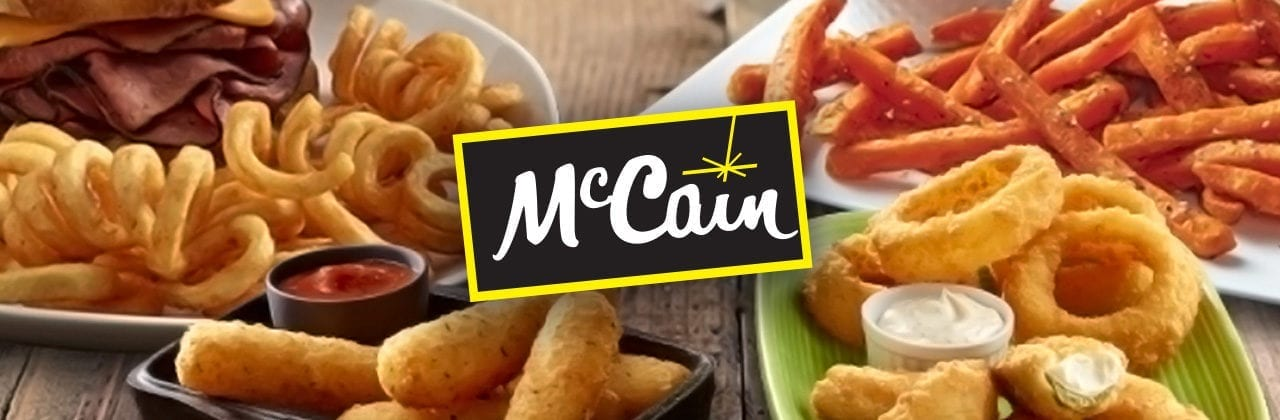 McCain Foodservice - Dennis Paper & Food Service