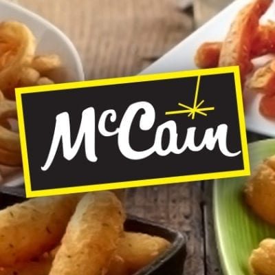 mccain foods essay in 1957 wallace and harrison mccain, along with their brothers robert and  andrew, founded mccain foods, opening the first production facility in their.