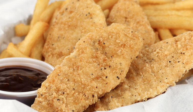 Tyson Category Feature Chicken Tenders Dennis Paper Food Service