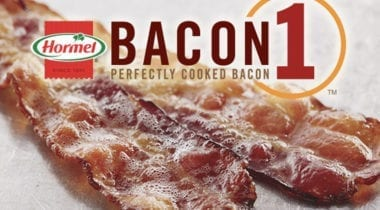 hormel bacon one