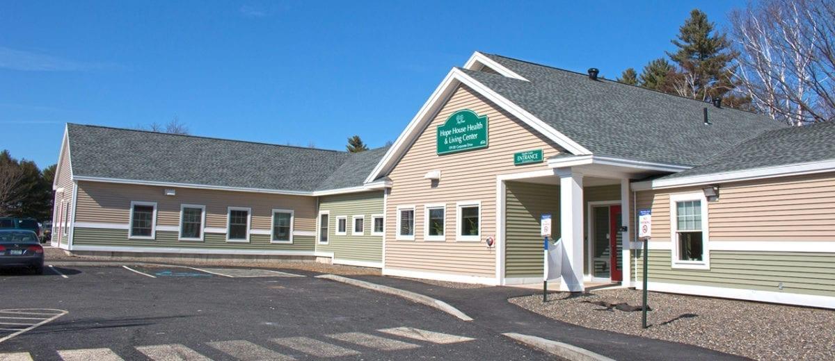 Hope house Bangor
