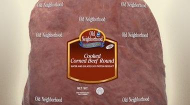 old neighborhood corned beef round