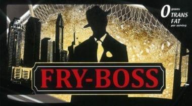 fry boss logo