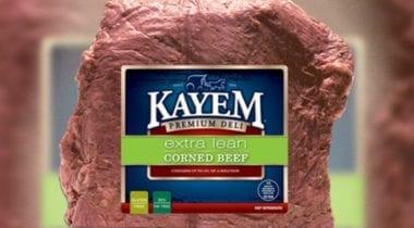 kayem corned beef