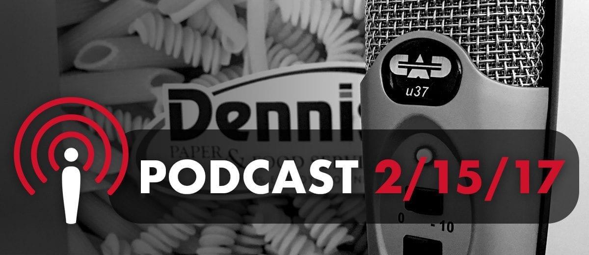 dennis podcast logo