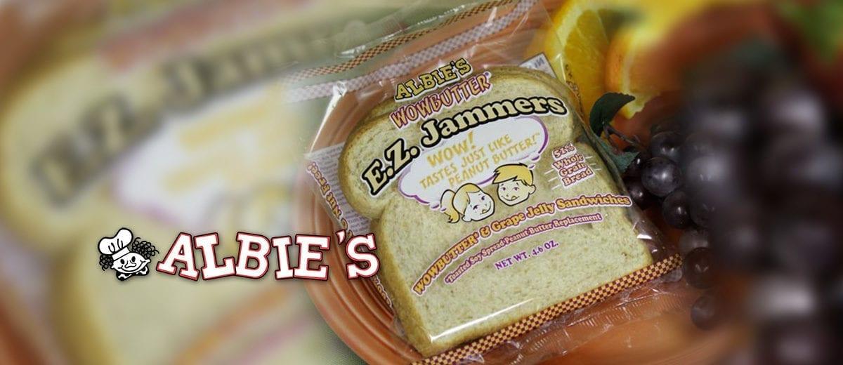 EZ Jammers prepacked sandwich
