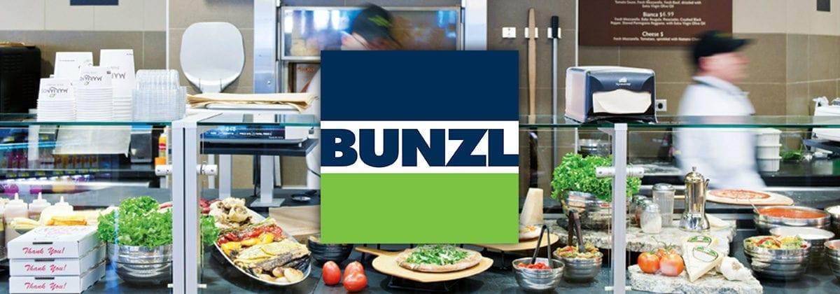 bunzl logo