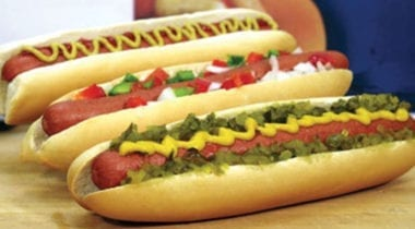 kayem hot dogs in buns