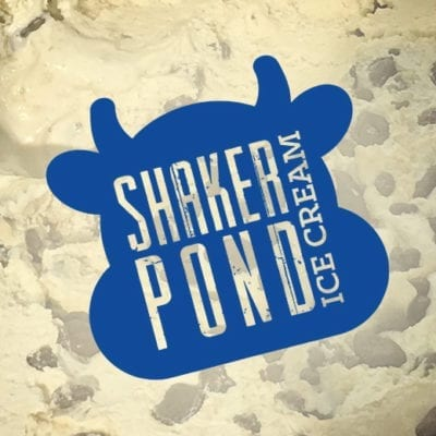 shaker pond logo