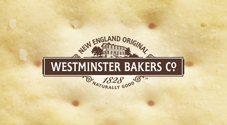 westminster crackers logo graphic