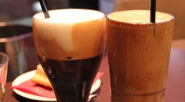 nescafe cold brew cocktails