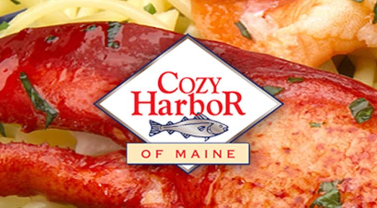 cozy harbor logo graphic
