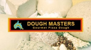 dough masters logo graphic