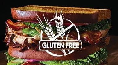 gluten free graphic on blt