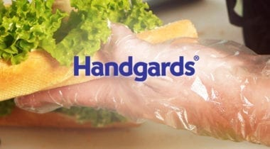 handgards logo graphic