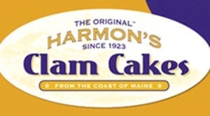 harmons clams logo graphic