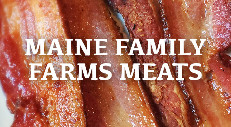 maine family famrs meats logo graphic