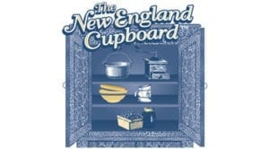new england cupboard logo graphic