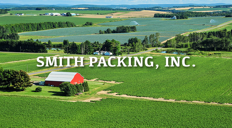 smith packing logo graphic