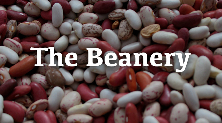 the beanery logo graphic