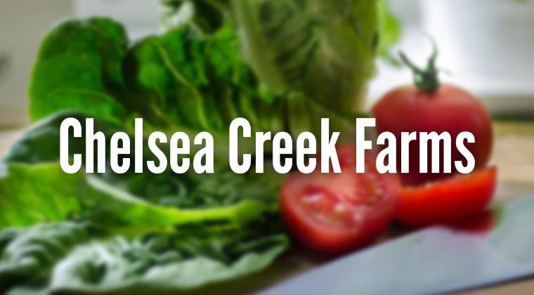 Chelsea Creek Farms logo