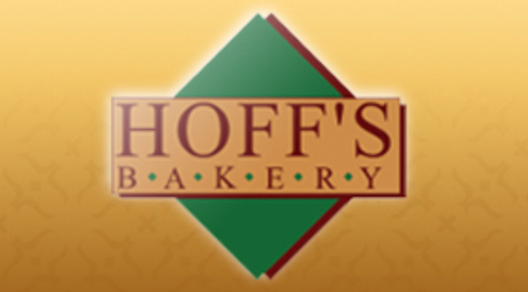 hoffs bakery logo graphic