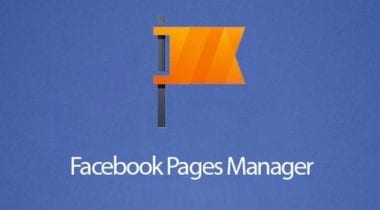 facebook pages manager logo