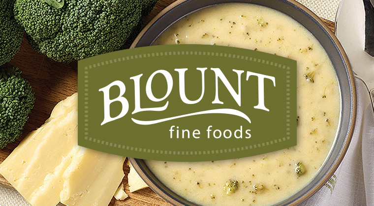 blount foods logo graphic