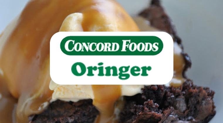 oringer logo graphic