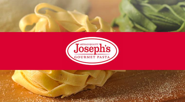 josephs pasta logo graphic