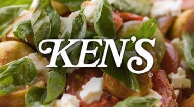 ken's logo graphic