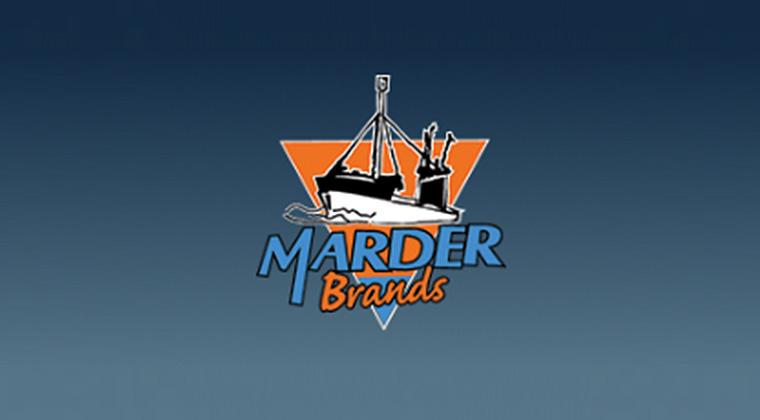 marder trawling logo graphic