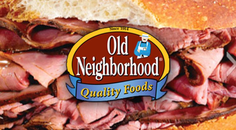 Old Neighborhood logo graphic