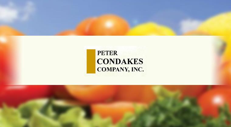 peter condakes logo graphic