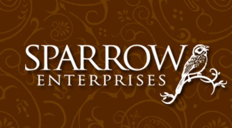sparrow enterprises logo graphic