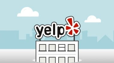 yelp business logo