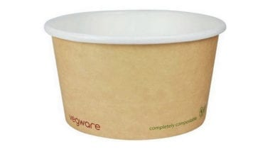 kraft paper takeout container