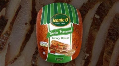 jennie o browned deli turkey breast