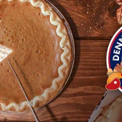 pumpkin pie podcast thumbnail