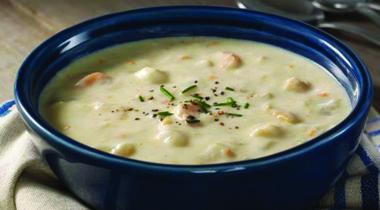 kettle cuisine seafood chowder