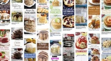 pancakes pinterest board