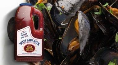 red chili sauce graphic