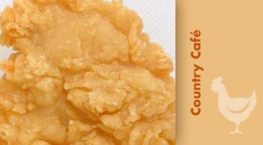 country cafe breaded chicken