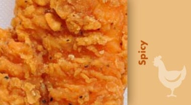spicy chicken breading