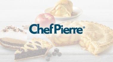 chef pierre logo graphic