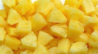 pineapple chunks