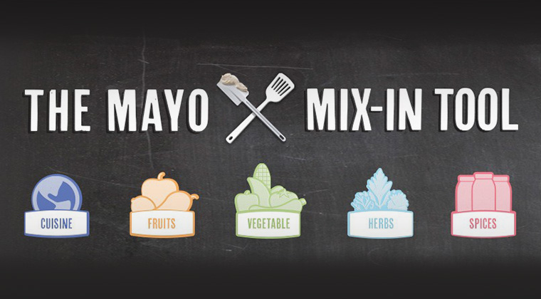 mayo mix in graphic