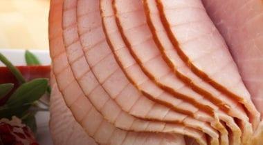 sliced spiral ham