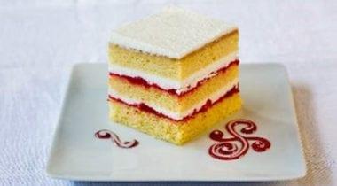 Dianne's strawberry shortcake