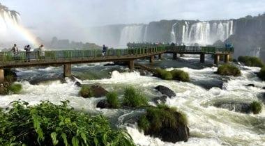 Iguacu National Park Latin America
